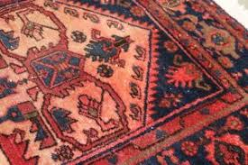 Color Bleed Caused by Rug Cleaning